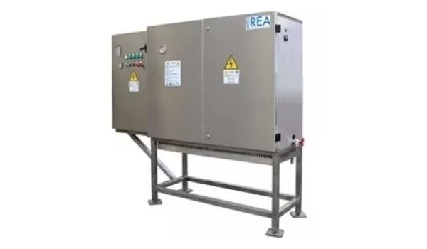 Rea Central Steam Generators